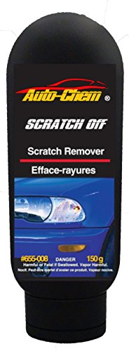 Auto-Chem Professional (655-008) SCRATCH OFF - Scratch Remover and Headlight Lens Restorer (Professional Scratch Remover compare prices)