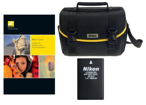 Nikon discount duty free Nikon Digital SLR Accessory Kit for Nikon D40 and D40x Digital SLR Camera