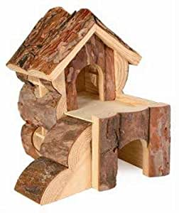 Trixie Bjork Log Cabin for Hamsters