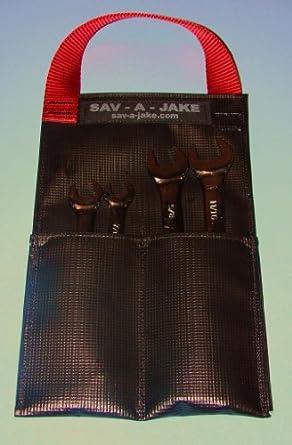 Sav A Jake Firefighter Gear Tools Quick Draw 4 Pocket Tool