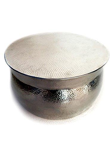 Couchtische silber com forafrica for Wohnzimmertisch klein