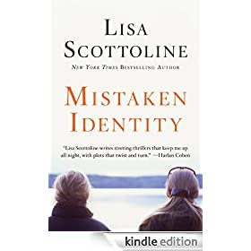 Mistaken Identity: Rosato & Associates Series, Book 6