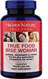Higher Nature True Food Wise Woman 90 vegetarian capsules