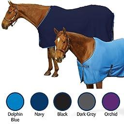 Centaur- Turbo-Dry Horse Sheet| Size| L Horse;Color| Navy