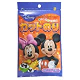 Japanese Disney Mickey Mouse Cut Laver 12slices 2sheets X 6sticks From Import Japan