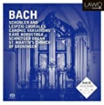 Bach,Schubler and Leipzig Chorales