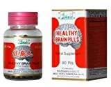 Healthy Brain 300 Pill Bottle of LV Bai He Brand Dietary Supplements from Solstice Medicine Company