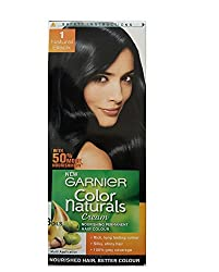 Garnier Color Naturals, Natural Black 70ml+40g