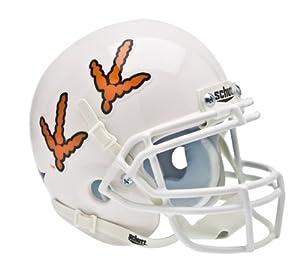 NCAA Virginia Tech Hokies Collectible Alt 6 Mini Helmet, Hokie Feet by Schutt