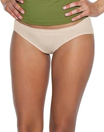 Hanes Body Creations Seamless Bikini, 7-Assorted