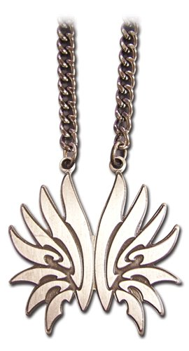 Tsubasa: Necklace - Wing Iron Logo