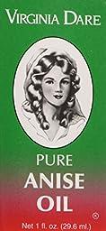 Virginia Dare Pure Anise Oil