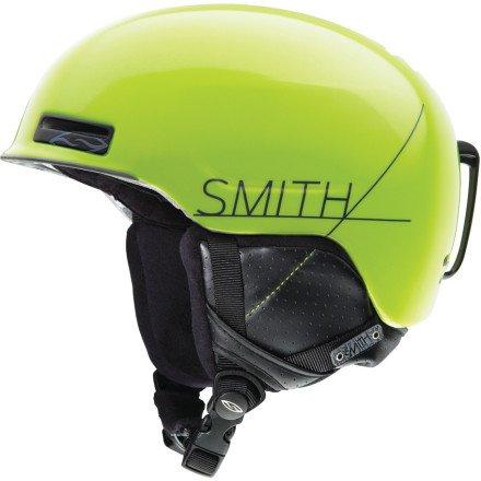 Smith Optics Maze Helmet (Large/59-63-Cm, Lime)