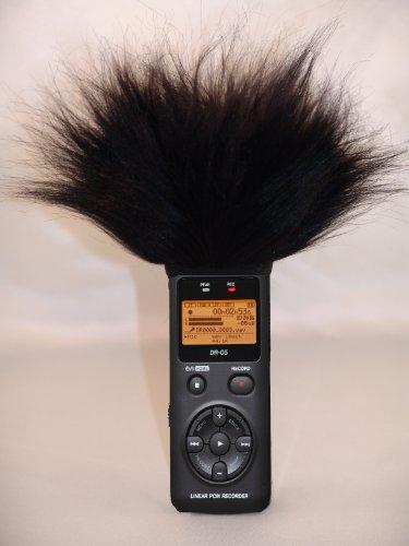 Gutmann Mikrofon Windschutz für Tascam DR-05 Digital Recorder