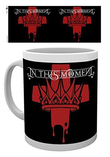 In This Moment - Logo Tazza Da Caffè Mug (9 x 8cm)
