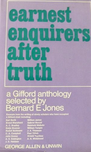 Earnest Enquirers After Truth: A Gifford Anthology PDF
