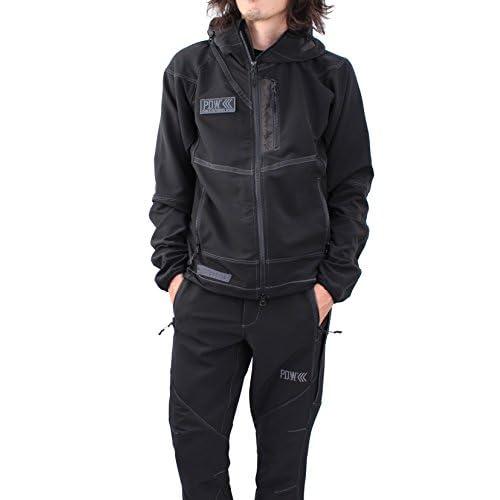 (アビレックス)AVIREX FUNCTION JACKET 6652005 09BLACK ブラック XL