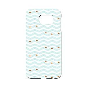 BLUEDIO Designer 3D Printed Back case cover for Samsung Galaxy S7 Edge - G2981