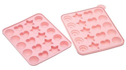 Küche Handwerk Süß Tut Es Cake Pop Form 20 -Loch Verschiedenen Formen 23X18.5Cm
