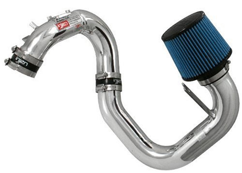 Injen PF1952WB PowerFlow short ram air intake w//MR Tech and large nano-fiber dry