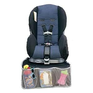 graco vinyl car seat protector automotive seat back kick protectors baby. Black Bedroom Furniture Sets. Home Design Ideas