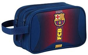 F.C. Barcelona - Neceser doble con asa (Safta 811325518)
