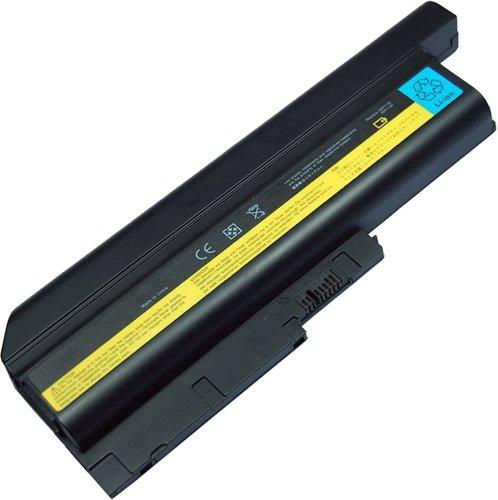 Coolgo� New Laptop Battery for 9 Room Battery for IBM Lenovo ThinkPad W500 R500 SL400 - 18 Months Promise [li-ion 9-cell 7800mAh]