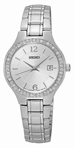 Seiko Quartz SUR789P1 - Orologio da Polso Donna
