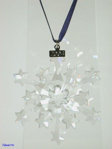 Swarovski 2004 Annual Christmas Snowflake / Star Ornament