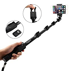 ENRG Selfie Stick Original Yunteng YT 1288 With Original Yunteng Rechargeable Remote