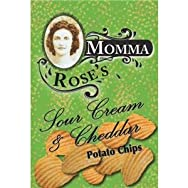 SUCCESS SNACKS MR1004 Momma Roses Potato Chips-MOMMA ROSES SC&CHE CHIPS