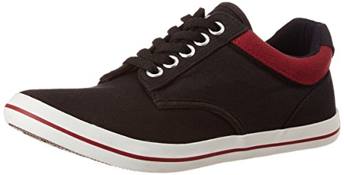 Converse-Unisex-Black-and-Red-Canvas-Sneakers-7-UK-111520