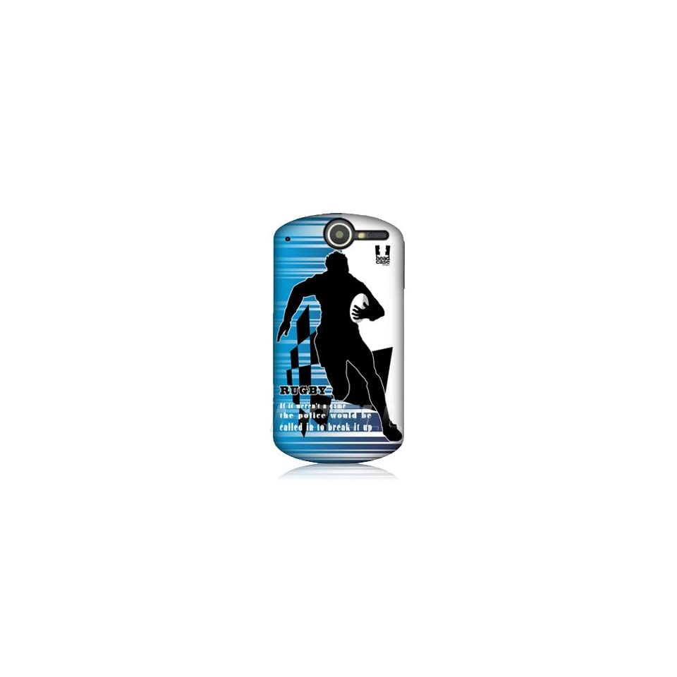 Ecell   HEAD CASE DESIGNS EXTREME SPORTS RUGBY BACK CASE