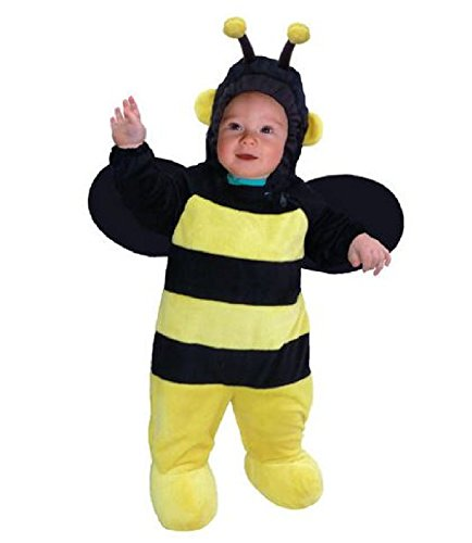 Totally Ghoul Plush Bumble Bee Jumper Baby Halloween Costume