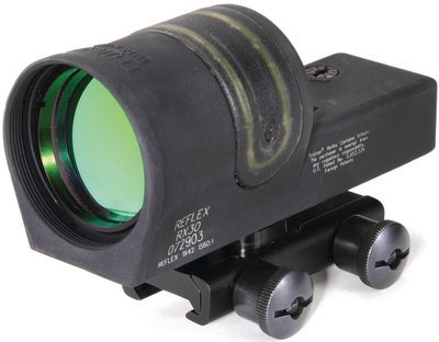 Reflex Rx30 Sight 1X42Mm 6.5 Moa Amber Dot Reticle And Ta-51 Fla