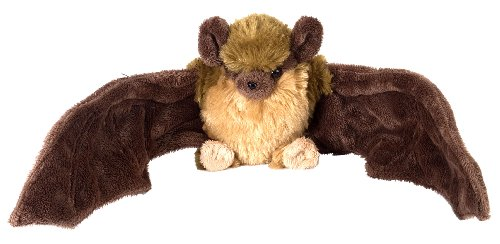 "Wild Republic CK-Mini Little Brown Bat 8"" Plush"