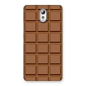 Premium Chocolate Class Print Back Case Cover for Lenovo Vibe P1M
