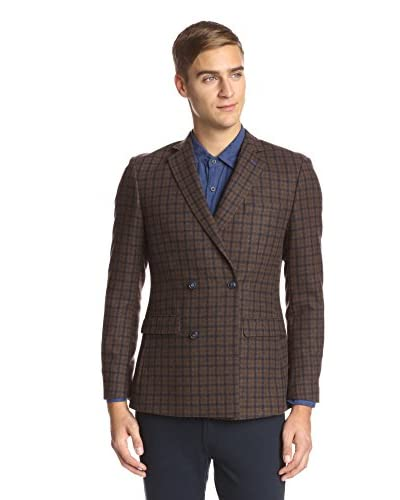 Moods of Norway Men's Sigmund Double Breasted Blazer