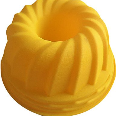 Pumpkin Muffin Sweet Candy Jelly Silicone Mould (1pcs) BOYI B00TEQP6AU