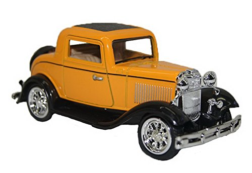 Ford Nostalgia Vintage Car Model Home Furnishing Ornament Decoration