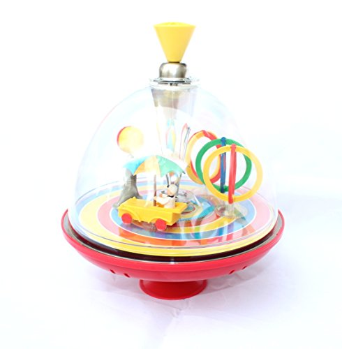 Bolz Circus Fun Spinning Top - 1