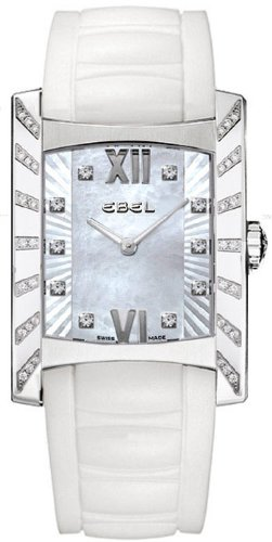 Ebel Brasilia SS Womens Watch 9256M48/29840WC35601XS