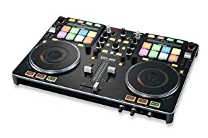 Vestax VCI 380 Professional 2 Channel Serato DJ MIDI Controller with Built In Digital Mixer choose application other related contents