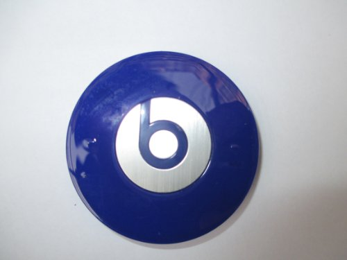 Goodies® Replacement Part Battery Cover For Monster Beats Dre Headphone Studio Dark Blue Color