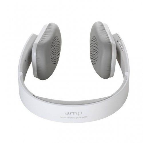 Antec Antec Amp Pulse Bxh-300 Whi Wireless Bluetooth Headphones (White) / Bxh-300 Whi /
