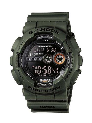 Casio G-Shock GD-100MS-3ER Gents Watch