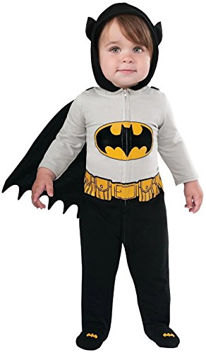 Batman Infant Costume Size:Small (-6mos)