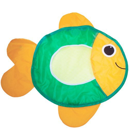 Sassy Fill Up Fish Toy Organizer, Colors May Vary (Discontinued by Manufacturer)