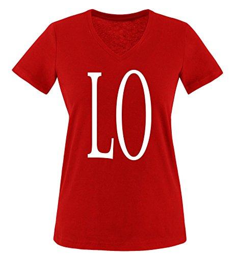 comedy-shirts-lo-love-damen-v-neck-t-shirt-rot-weiss-gr-s