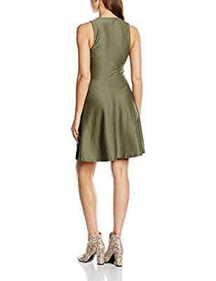 New Look Women's Jacquard Texture Dress